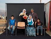 عائلة سورية فقدت أحد ذويها