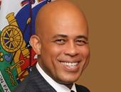 ميشال مارتيلى رئيس هايتى