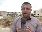 الصحفى الفلسطينى الأسير محمد القيق