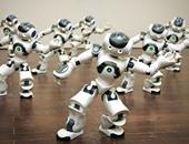 روبوتات صينية