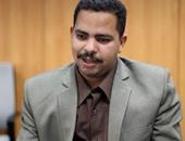 اشرف رشاد القائم باعمال رئيس حزب مستقبل وطن