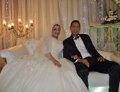 حفل زفاف حسناء السيد ومصطفى محمد