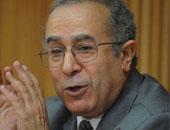 وزير الشئون الخارجية والتعاون الدولى الجزائرى رمطان لعمامرة