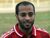 أحمد صديق لاعب الاتحاد السكندرى السابق والدخلية الحالى