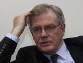 سفير الاتحاد الأوروبى بالقاهرة جيمس موران