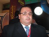 الدكتور أشرف مدكور أستاذ الأمراض الصدرية بطب عين شمس