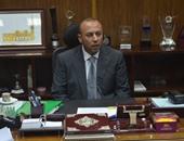 هشام عبد الباسط، محافظ المنوفية
