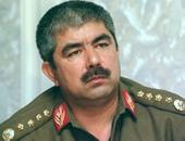 نائب الرئيس الأفغانى عبد الرشيد دستم