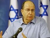 وزير الدفاع الاسرائيلى موشيه يعالون