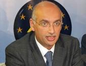 الدكتور محمد يوسف وزير الدولة للتعليم الفنى والتدريب