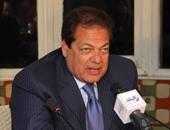 محمد أبو العينين رئيس مجلس الأعمال المصرى الأوروبى
