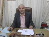 المحاسب عاطف الجمال وكيل وزارة التموين بمحافظة المنوفية
