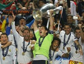 كاسياس قائد ريال مدريد السابق