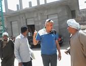 العميد أيمن الشريف رئيس مدينة القرنة