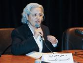 الدكتورة منى مينا الأمين العام لنقابة الأطباء