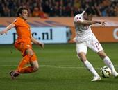 مباراة تركيا وهولندا