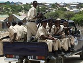 شرطة الصومال-أرشيفية