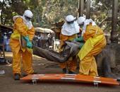ضحايا الإيبولا