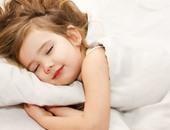 طفلة نائمة - صورة أرشيفية