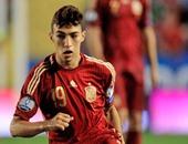 منير الحدادى لاعب برشلونة