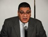 الدكتور هشام عبد الحميد رئيس مصلحة الطب الشرعى