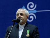 محمد جواد ظريف وزير الخارجية الإيرانى