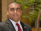 محمد الضبع المتحدث باسم حزب مستقبل وطن