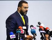 محمد عبد المطلب نائب رئيس اتحاد السلة