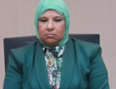 سامية حسين رئيس مصلحة الضرائب العقارية