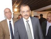 الدكتور ياسر صقر رئيس جامعة حلوان