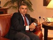 السفير منير زهران رئيس المجلس المصرى للشئون الخارجية
