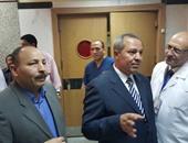 سعد مكى وكيل وزارة الصحة بالدقهلية