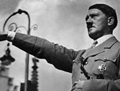 الزعيم النازى أدولف هتلر