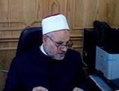 الدكتور إبراهيم الهدهد القائم بأعمال جامعة الأزهر