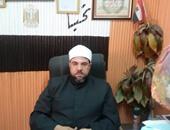 الشيخ محمد العجمي وكيل أوقاف الإسكندرية