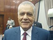 المهندس محمد سعد نجيدة رئيس شركة الحديد والصلب