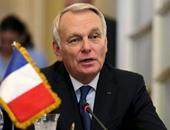 جان-مارك ايرولت وزير الخارجية الفرنسى