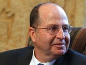 وزير الدفاع الإسرائيلى