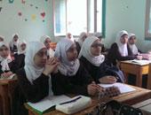 طلاب المدارس المصرية - أرشيفية