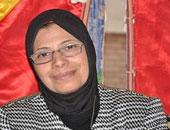 ماجدة النويشى رئيس اتحاد المرأة الوفدية بحزب الوفد