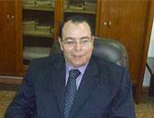 الدكتور أحمد حسنى نائب رئيس جامعة الأزهر فرع البنات