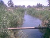 نقص مياه الرى