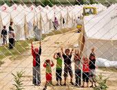 مخيمات اللاجئين- ارشيفية