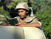 قوات أمن بشمال سيناء ـ أرشيفية