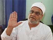 الدكتور أحمد كريمة أستاذ الفقه المقارن بجامعة الأزهر