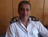 للواء حاتم أمين مدير أمن جنوب سيناء