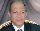 اللواء إبراهيم حماد محافظ أسيوط