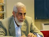 محمود عزت القائم بأعمال مرشد الإخوان