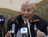 محمد فائق رئيس المجلس القومى لحقوق الإنسان - أرشيفية