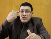 الدكتور هشام عبد الحميد المتحدث باسم الطب الشرعى